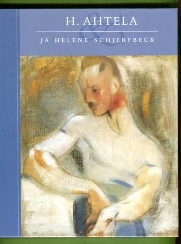 H. Ahtela ja Helene Schjerfbeck