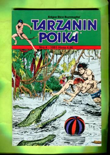 Tarzanin poika 4/81