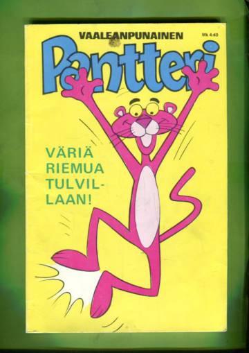 Vaaleanpunainen Pantteri