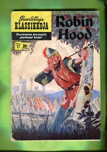 Kuvitettuja Klassikkoja 17 - Robin Hood