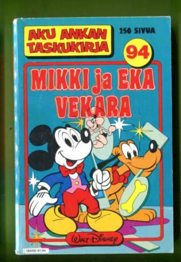 Aku Ankan taskukirja 94 - Mikki ja Eka Vekara (1.painos)
