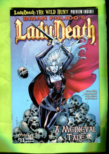 Brian Pulido´s Lady Death: A Medieval Tale Vol 1 #12 Apr 04