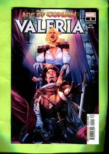 Age of Conan: Valeria #5 Feb 20