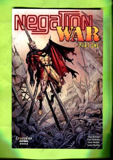 Negation War Vol 1 Part 1 Apr 04