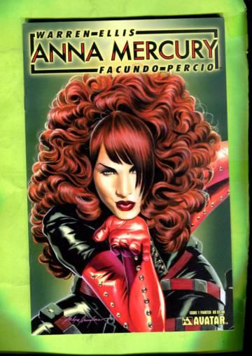 Anna Mercury #1 Mar 08