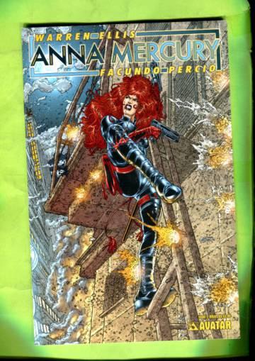 Anna Mercury #2 May 08