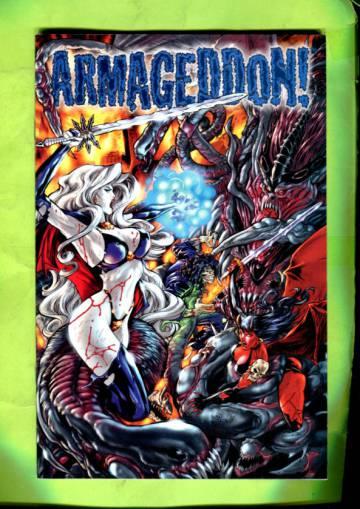 Armageddon #3 Dec 99