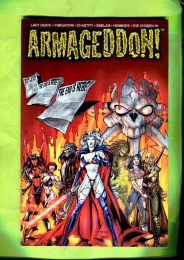 Armageddon #4 Jan 00