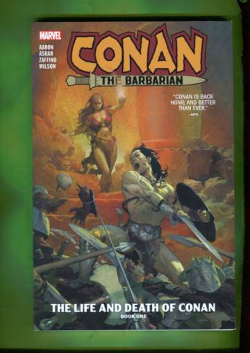 Conan the Barbarian Vol 1: The Life and Death of Conan Book One