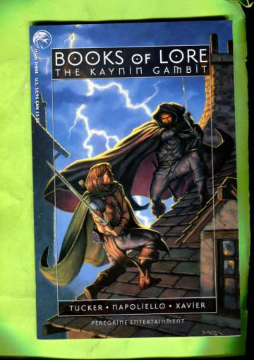 Books of Lore - The Kaynin Gambit Vol 1 #3 Mar 99