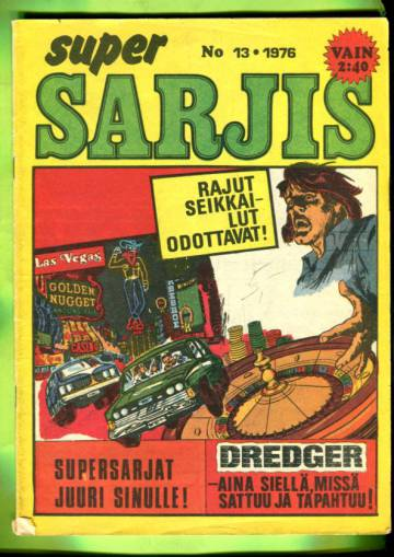 Super sarjis 13/76