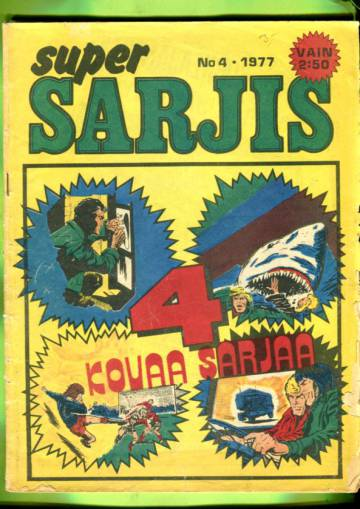 Super sarjis 4/77