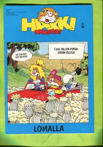 Hakki Hamsteri 4/95