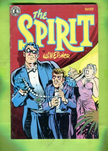 The Spirit #5 Jun 84