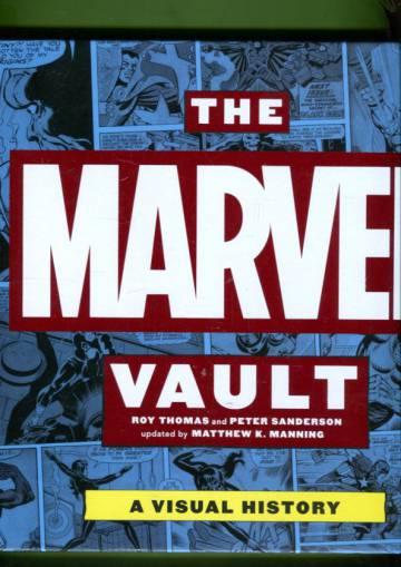 The Marvel Vault - A Visual History