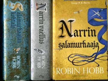Narri ja Näkijä -trilogia