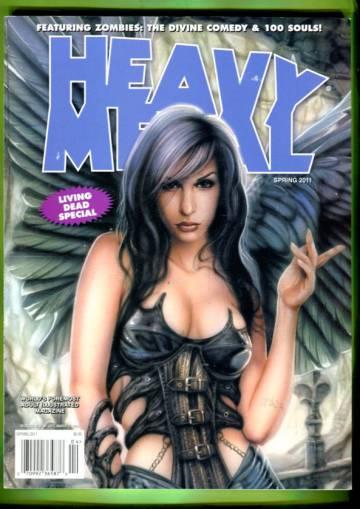 Heavy Metal Vol XXXV #2 Spring 11