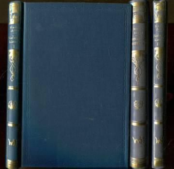 Biologian historia yleiskatsauksellisesti esitettynä 1-3