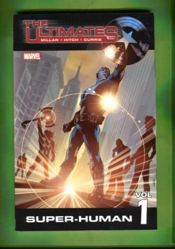 Ultimates Vol 1: Super-human