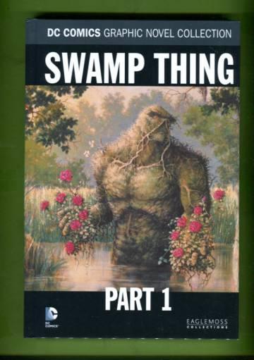Swamp Thing Part 1