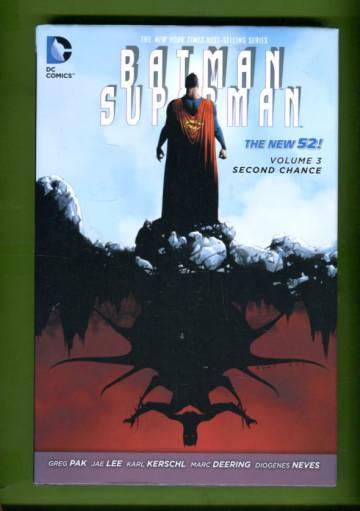 Batman / Superman Vol 3: Second Chance