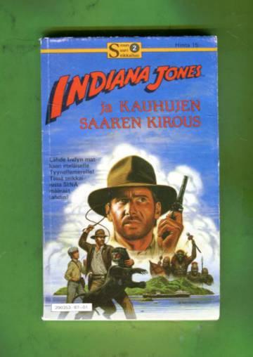 Indiana Jones ja kauhujen saaren kirous - Sinun suuri seikkailusi 2