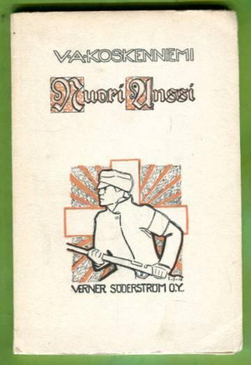 Nuori Anssi - Runoelma Suomen sodasta 1918