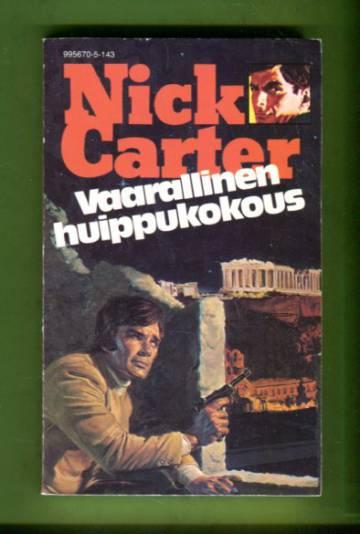 Nick Carter - Vaarallinen huippukokous