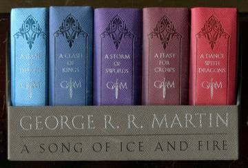 A Song of Ice and Fire 1-5