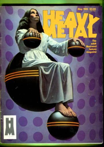 Heavy Metal Vol. VI #2 May 82