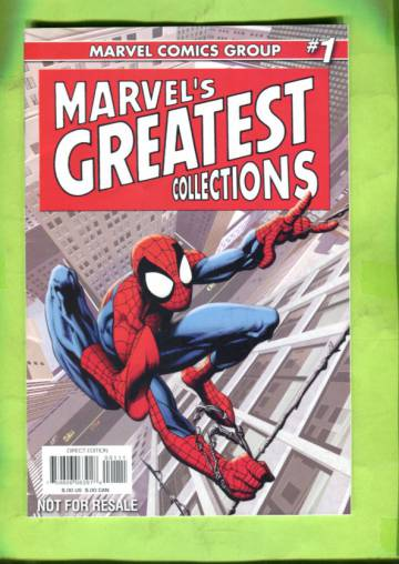 Marvel's Greatest Collections #1 Feb 08