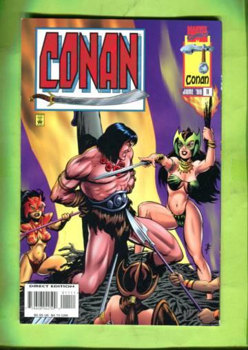 Conan Vol. 1 #11 Jun 96