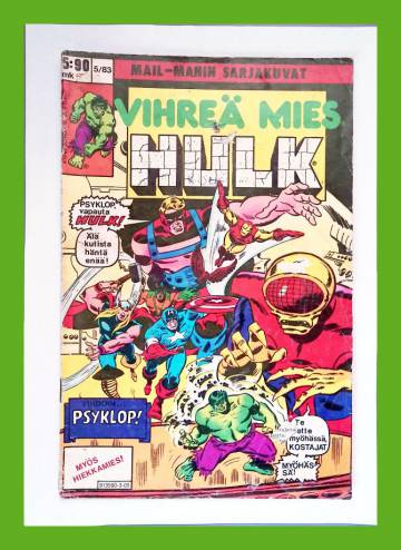 Hulk 5/83