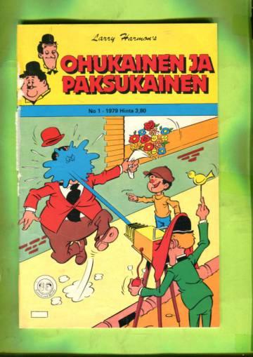 Ohukainen ja Paksukainen 1/79