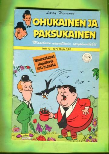 Ohukainen ja Paksukainen 10/79