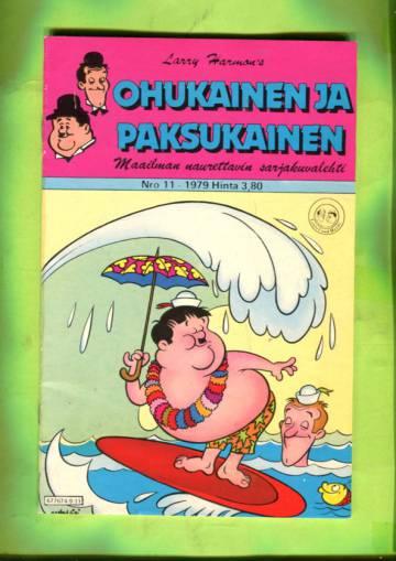 Ohukainen ja Paksukainen 11/79