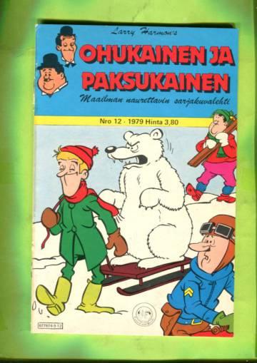 Ohukainen ja Paksukainen 12/79