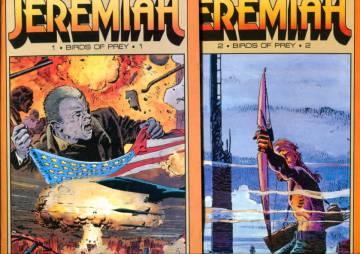 Jeremiah: Birds of Prey #1-2 Apr 91