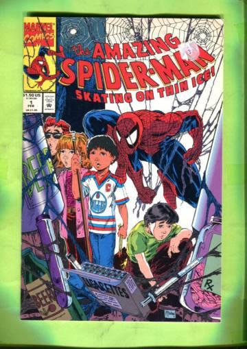 The Amazing Spider-Man: Skating on thin ice #1 Feb 93