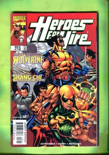 Heroes for Hire Vol 1 #18 Dec 98