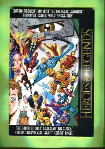 Marvel Heroes & Legends Vol 1 #1 Oct 96