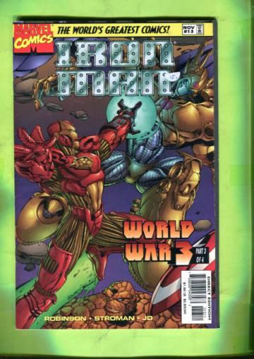 Iron Man Vol 2 #13 Nov 97