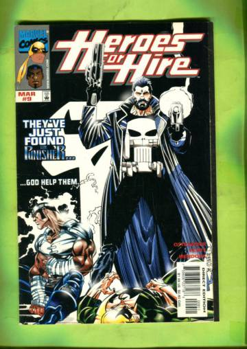 Heroes for Hire Vol 1 #9 Mar 98