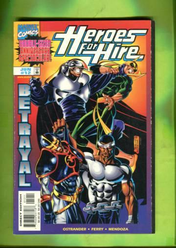 Heroes for Hire Vol 1 #12 Jun 98