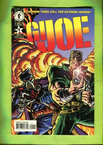 GI Joe Vol 2 #1 Jun 96