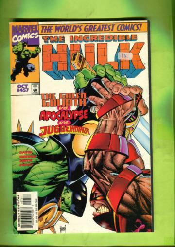 The Incredible Hulk Vol 1 #457 Oct 97
