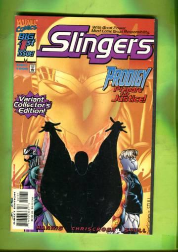 Slingers Vol 1 #1 Dec 98