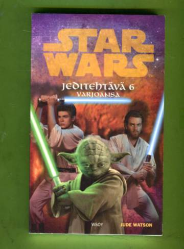 Star Wars - Jeditehtävä 6: Varjoansa