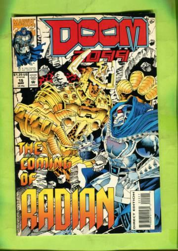 Doom 2099 Vol 1 #15 Mar 94