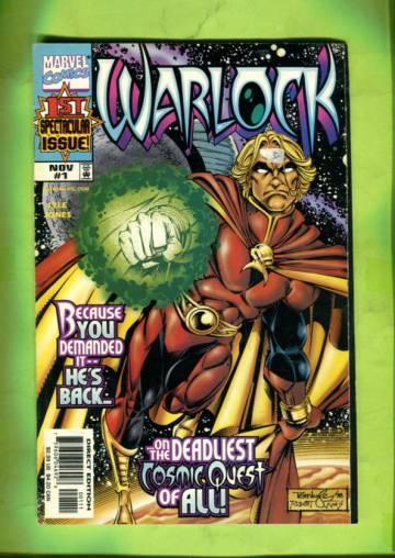 Warlock Vol 2 #1 Nov 98